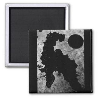 """""""Water Horse & Lid"""" JTG Art Magnet"""