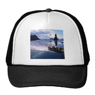 Water Hover Craft Speeds Trucker Hat