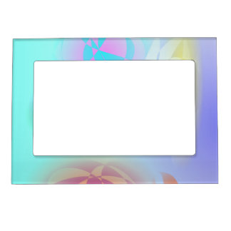 Water Imagination Magnetic Picture Frames