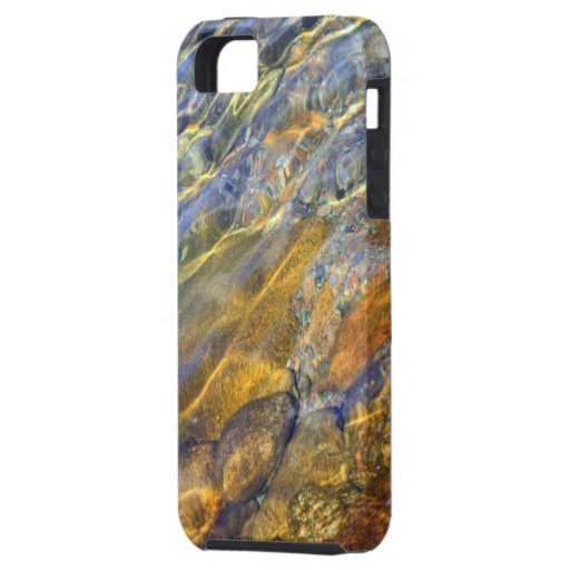 Water Intrigue Light Ribbons of Nature iPhone 5 Case