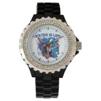 Water is Life - Fancy Shawl Dancer Watch