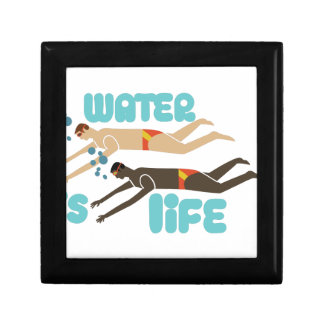 Water Is Life Gift Box