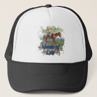 Water is Life Trucker Hat