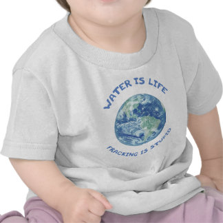 Water Is Life Tshirt