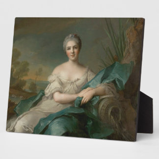 Water - Jean-Marc Nattier - Plaque
