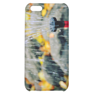 Water jet case for iPhone 5C