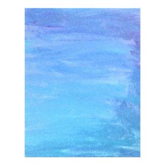 Water.jpg de congelación membrete a diseño