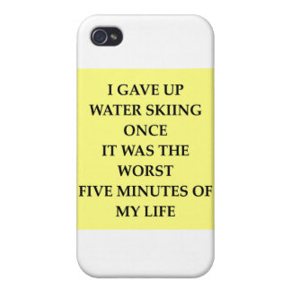 WATER.jpg iPhone 4 Cover