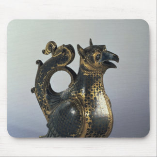 Water jug in the shapeof a griffin mouse pad