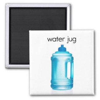 Water Jug Refrigerator Magnet
