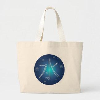 Water Kanji Bag