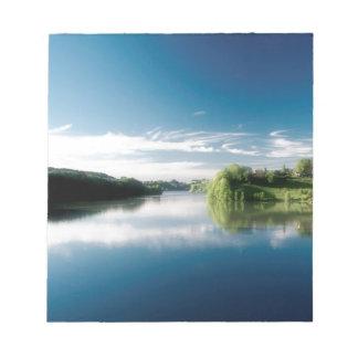 Water Lake Of Gruyere Memo Notepad