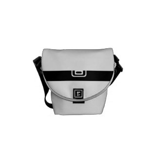 Water level courier bags