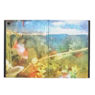 Water level in an aquarium powis iPad air 2 case