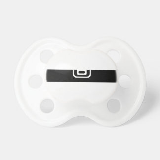 Water level BooginHead pacifier