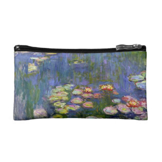 Water Lilies 10 Cosmetic Bags