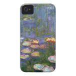 Water Lilies 10 iPhone 4 Case-Mate Case
