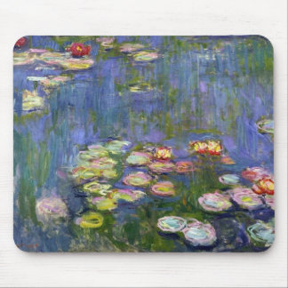 Water Lilies 10 Mouse Pad