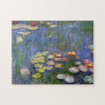 Water Lilies 10 Puzzle
