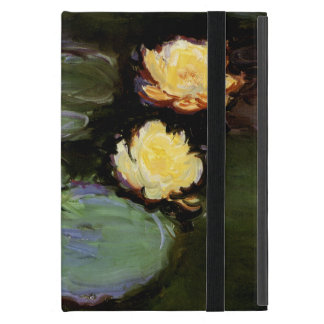 Water-Lilies: 1897-98 by Monet Cases For iPad Mini
