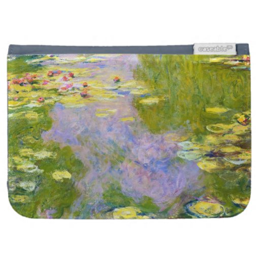 Water Lilies, 1919  Claude Monet Kindle 3 Covers