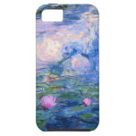 Water Lilies 1 iPhone SE/5/5s Case
