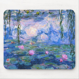 Water Lilies 1 Mouse Pad