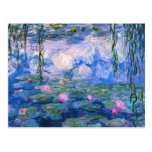 Water Lilies 1 Postcards