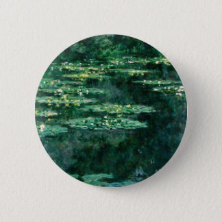 WATER LILIES 2 BUTTON