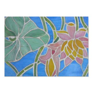 Water Lilies 2 Card