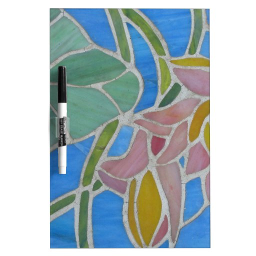 Water Lilies 2 Dry Erase Boards
