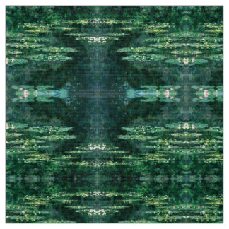 WATER LILIES 2 FABRIC