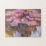 Water Lilies 3 Puzzles