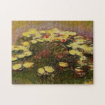 Water Lilies 4 Puzzles