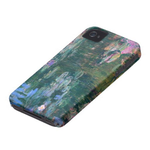 Water Lilies 5 iPhone 4 Case-Mate Case