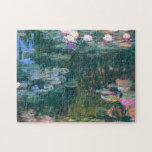 Water Lilies 5 Jigsaw Puzzles