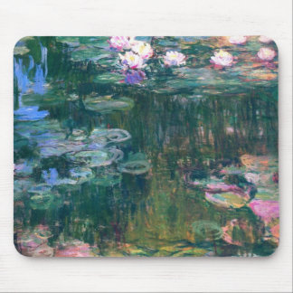 Water Lilies 5 Mouse Pad