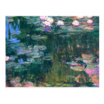Water Lilies 5 Postcard