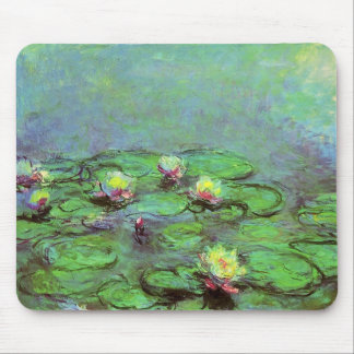 Water Lilies 7 Mouse Pad