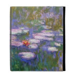 Water Lilies 8 iPad Folio Cases