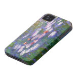 Water Lilies 8 iPhone 4 Cases