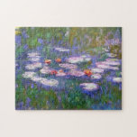 Water Lilies 8 Jigsaw Puzzles