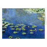 Water Lilies 9 Greeting Card