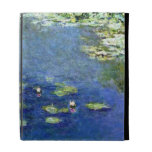 Water Lilies 9 iPad Cases