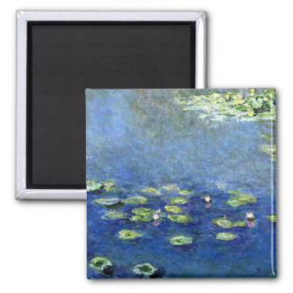 Water Lilies 9 Refrigerator Magnet