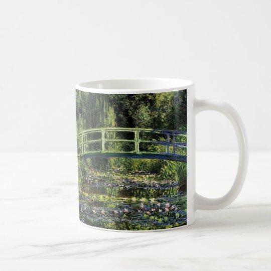 Water Lilies and Japanese Bridge Coffee Mug