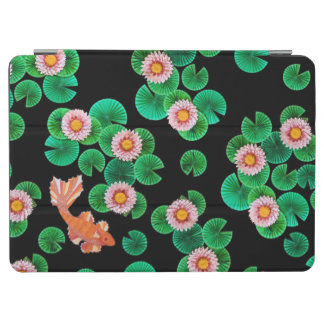 Water Lilies and Koi Fish iPad Air Cover