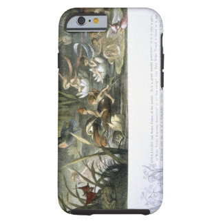 Water-Lilies and Water Fairies, illustration from Tough iPhone 6 Case