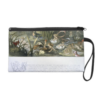 Water-Lilies and Water Fairies, illustration from Wristlet