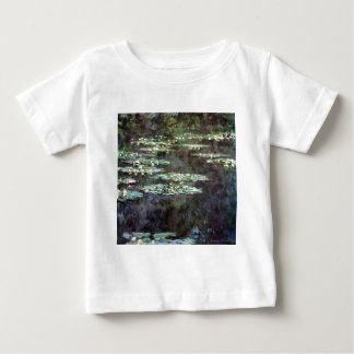 Water Lilies Baby T-Shirt